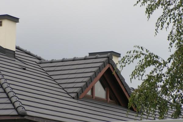 Dachówka ceramiczna HP10 - Ardoisé