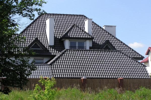 Dachówka ceramiczna H2 Huguenot - Ardoise