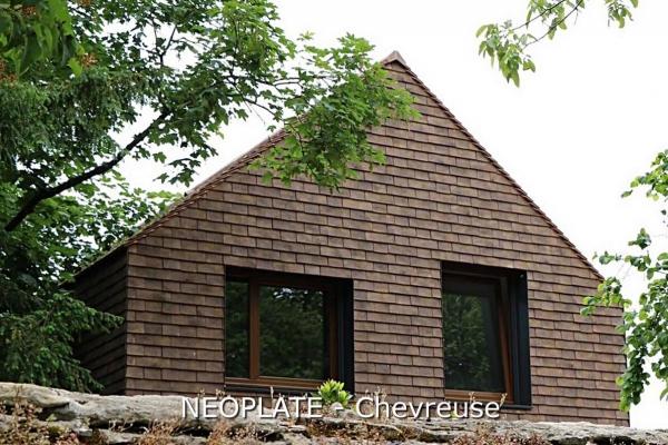 Dachówka ceramiczna NEOPLATE - Chevreuse| Edilians-Zamarat