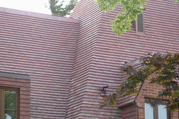 Dachówka ceramiczna Plate 20X30 - Ardoise | Edilians | Zamarat