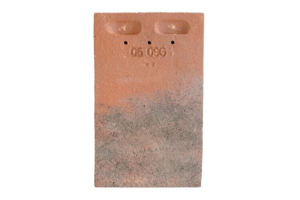 Dachówka ceramiczna PLATE PRESSE 17X27 - Rouge Etna | Edililians-Zamarat